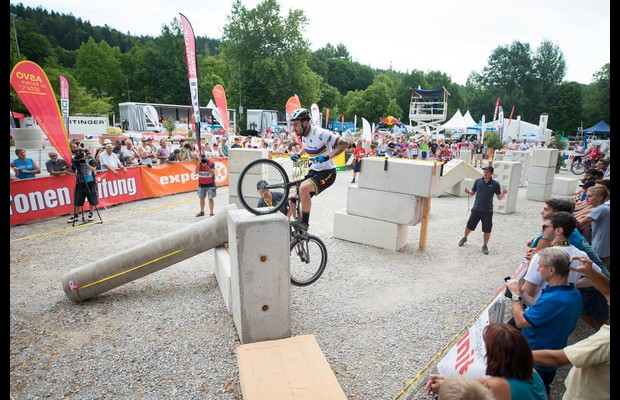 World Cup di Trial: Mustieles