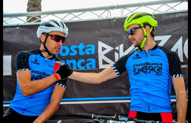Costa Blanca Bike Race per Mantecon e Skarnitzl
