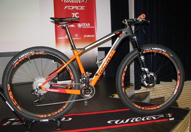 Wilier Force 7C