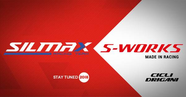 Specialized Italia 'Main Sponsor' del Silmax Racing Team