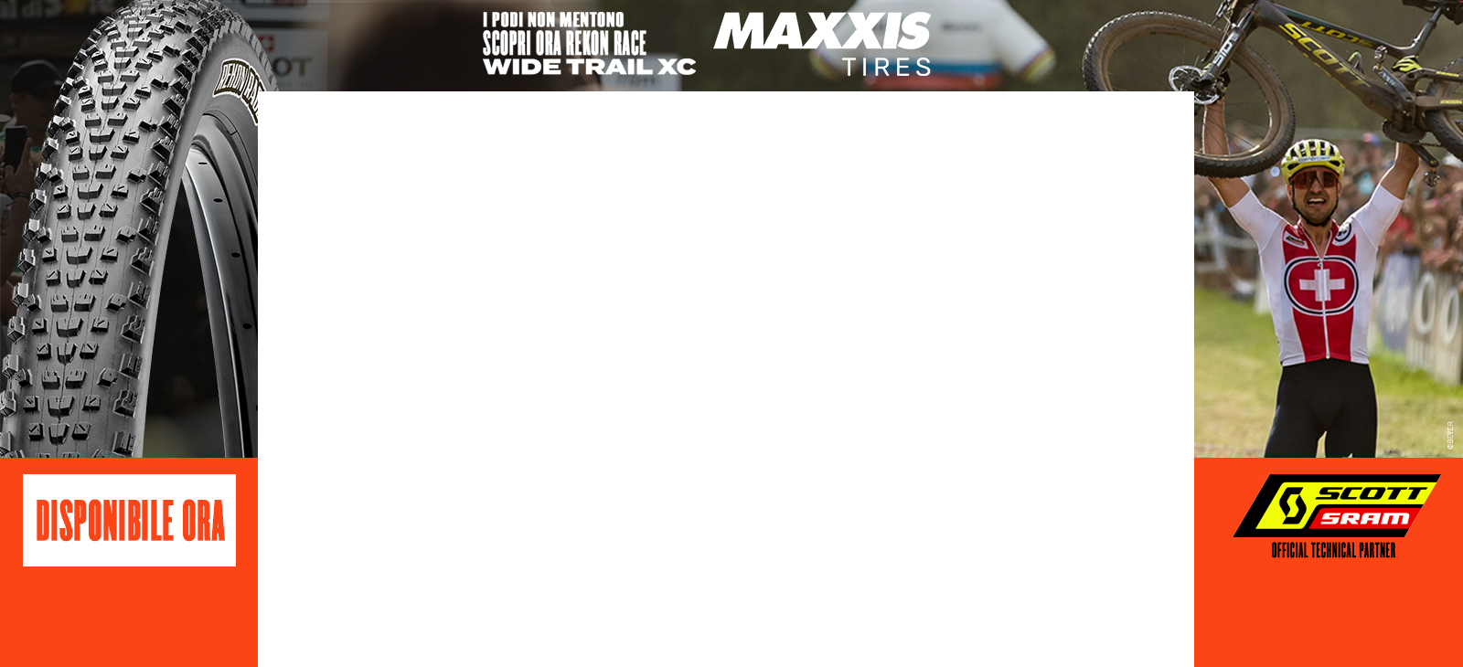 Maxxis recon race WTX