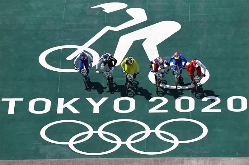 Tokyo 2020: nella BMX si chiude ai quarti l'Olimpiade di Fantoni