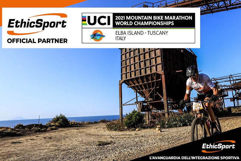EthicSport partner del 2021 UCI Mountain Bike Marathon World Championships