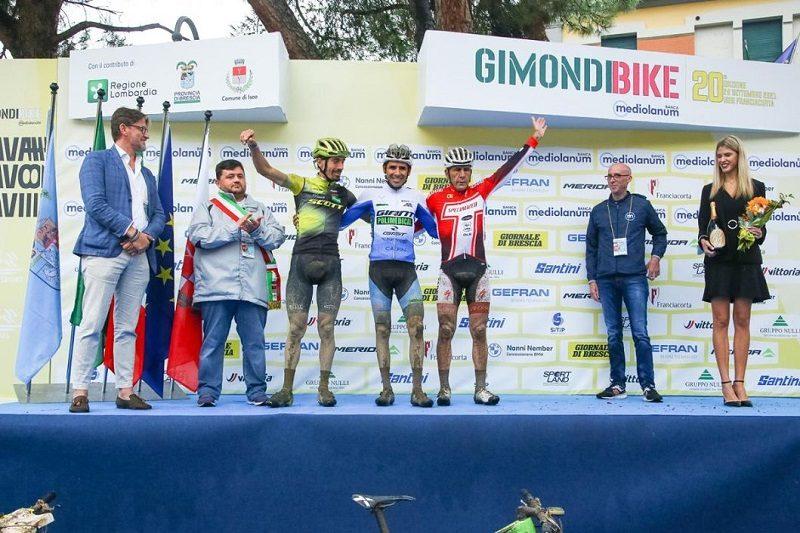 Ventennale della Gimondi Bike nel segno di Aria Cuervo e Scipioni