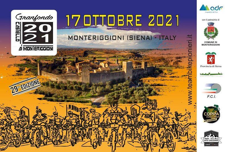 Tutte le info sulla Granfondo Castello di Monteriggioni in versione autunnale